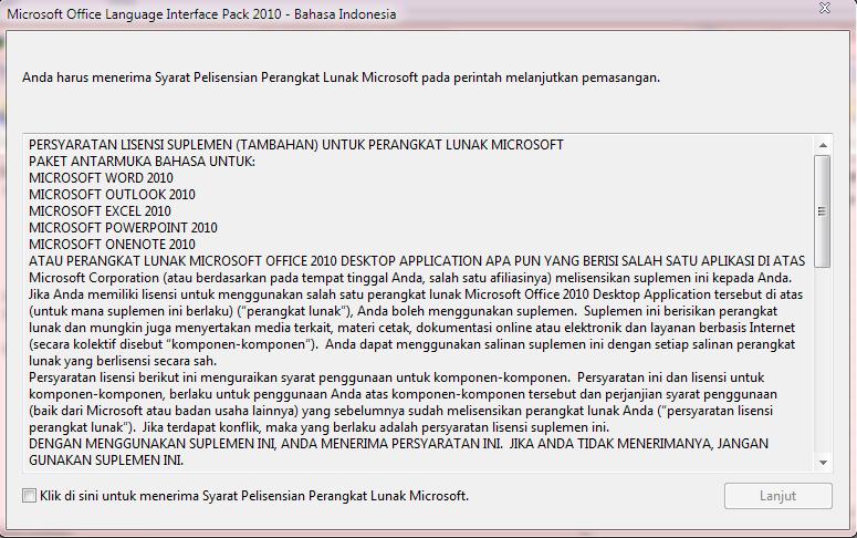 Microsoft download access 2007 bahasa indonesia ebook